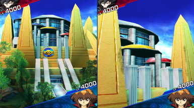 Duel Academy - Duel Background