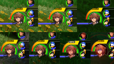 Custom HUD for Sora