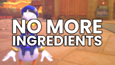 No More Ingredients