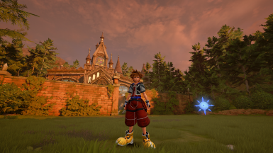 Limit form Sora from KH2