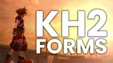 KH2 Drive Forms