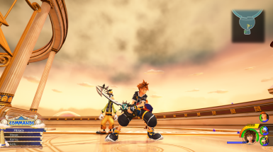 Two Become One Keyblade Swap
