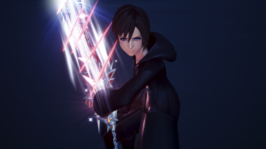 Play as Xion