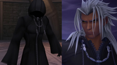 Disappeared over Data Xemnas