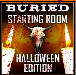 Buried Spawn Room - Spooktober