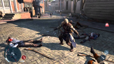 assassin's creed 3 Hard Difficulty Mod