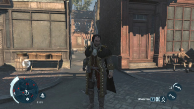 Assassin's Creed 3 Templar Outfits Pack