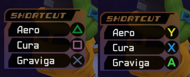 Classic Button Prompts