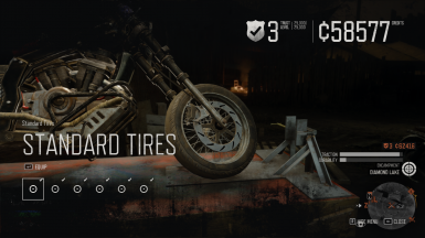 Equal Tires