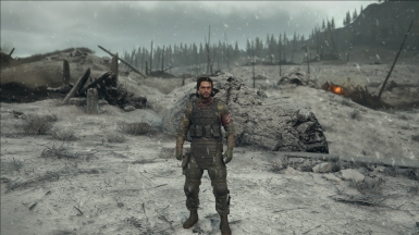 Deacon more military outfits