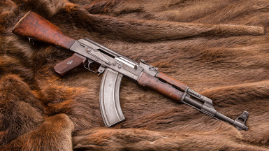 Spoods Overpowered Series AK47