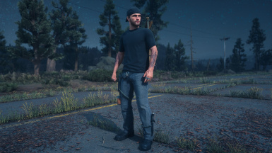 Outfit Options for Deacon