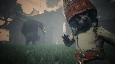 Remove the ugly motion blur IN Biomutant