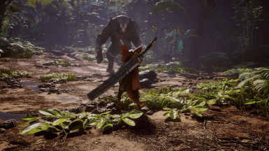 Simple Realistic 3D for BioMutant