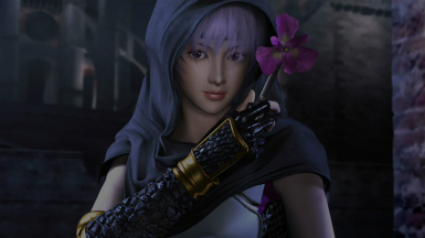 Ayane's Kunai - Voices Restored to 100 Percent (English and Japanese)