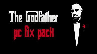 The Godfather PC Fix Pack