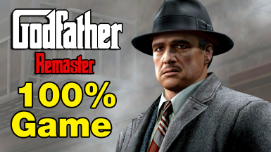 The Godfather Remaster 100 Game Save