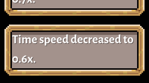 Time Speed