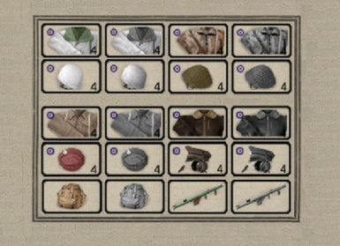 Colored Inventory Icons