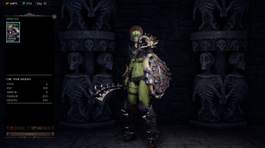 Orc Maiden