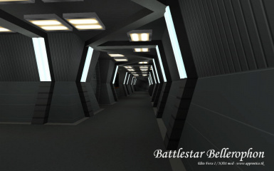 Battlestar Bellerophon - Outline ONE