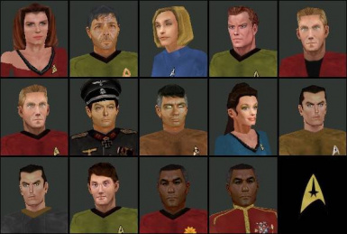 TOS Characters Volume One Collection (2.0)