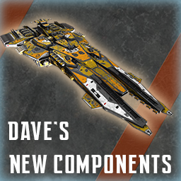 Dave's New Components