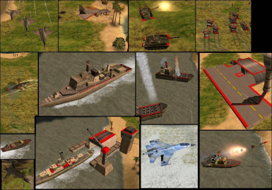 Air Force Mod V.1.3 (1.3)
