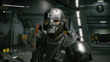 Ghost Recon Wolf Mask