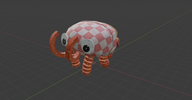 Bugsnax Bug Models and Textures
