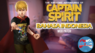 The Awesome of Captain Spirit Bahasa Indonesia MOD