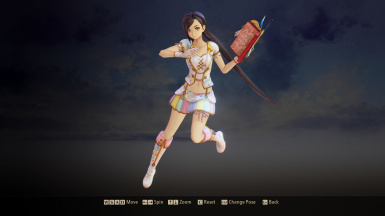 Longer Pigtails (with Physics) - Rinwell