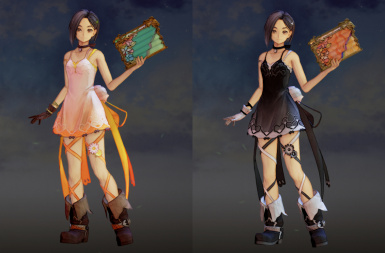 Edna from Tales of Zestiria costume for Rinwell