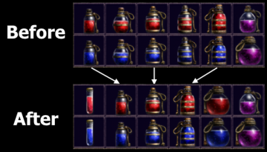 Better Potion Visibility