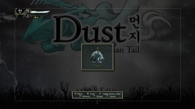 Dust An Elysian Tail Dualshock 4 controller button prompts