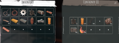 Increased Item Stack Size