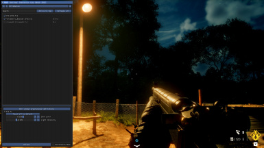 Adjust Dark Level and Light Intensity from UI to match your liking or your screen type (OLED/IPS/TV/VA)