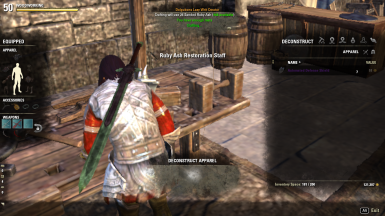 Dolgubon's Lazy Writ Crafter at The Elder Scrolls Online Nexus - UI
