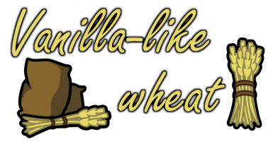 Vanilla-like wheat