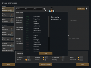 Psychology at RimWorld Nexus - Mods and community