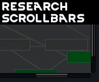Research Scrollbars