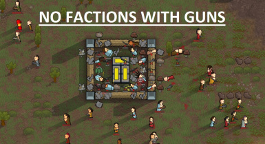 No factions with Guns (A18)