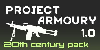 Project Armoury 1.0