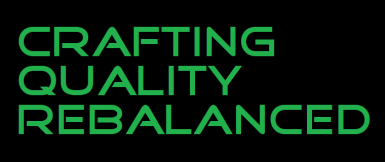 Crafting Quality Rebalanced B18