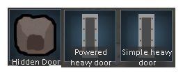 Heavy Doors
