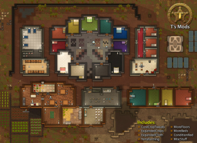 Top mods at RimWorld Nexus - Mods and community
