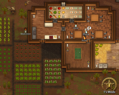 T's Mods at RimWorld Nexus - Mods and community