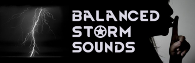 Balanced Storm Sounds (A12)