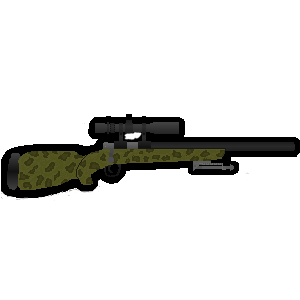 Alpha 12 - M24 Sniper Rifle