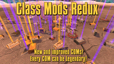 Class Mods Redux at Borderlands 2 Nexus - Mods and community